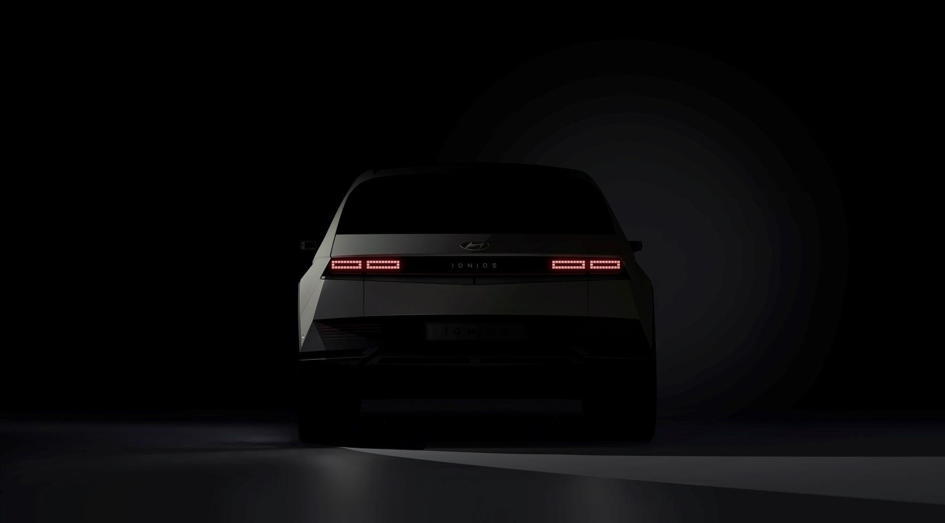 Hyundai Ioniq 5 Back