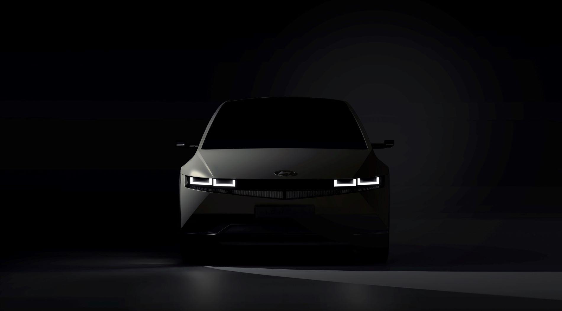 Hyundai Ioniq 5 Front