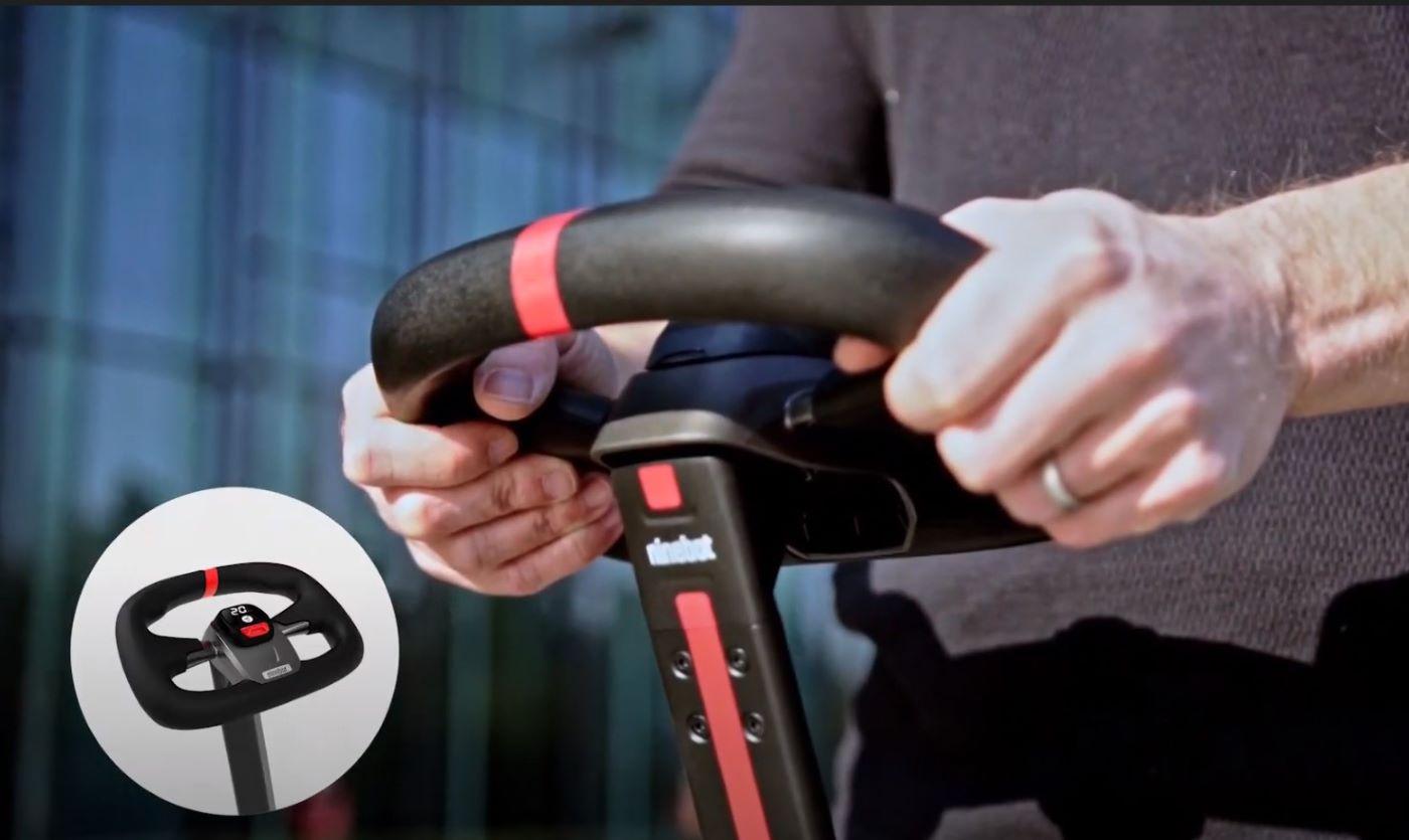 Ninebot S Max Steering Wheel