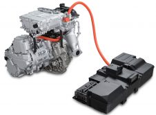 Nissan Epower Powertrain