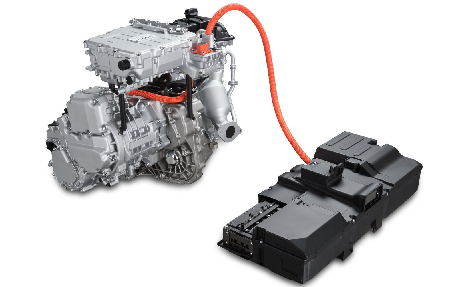Nissan Epower Powertrain