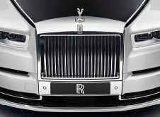 Roll Royce Phantom Front