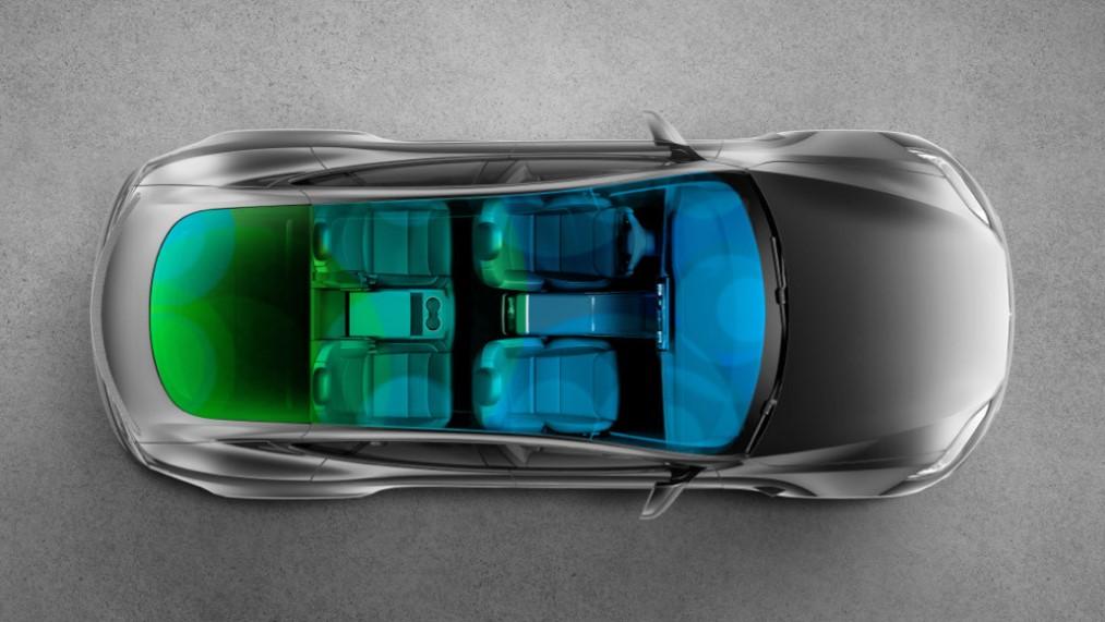 Tesla Model S Anc