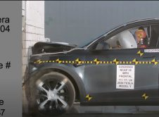 Tesla Model Y Nhtsa Frontal Crash