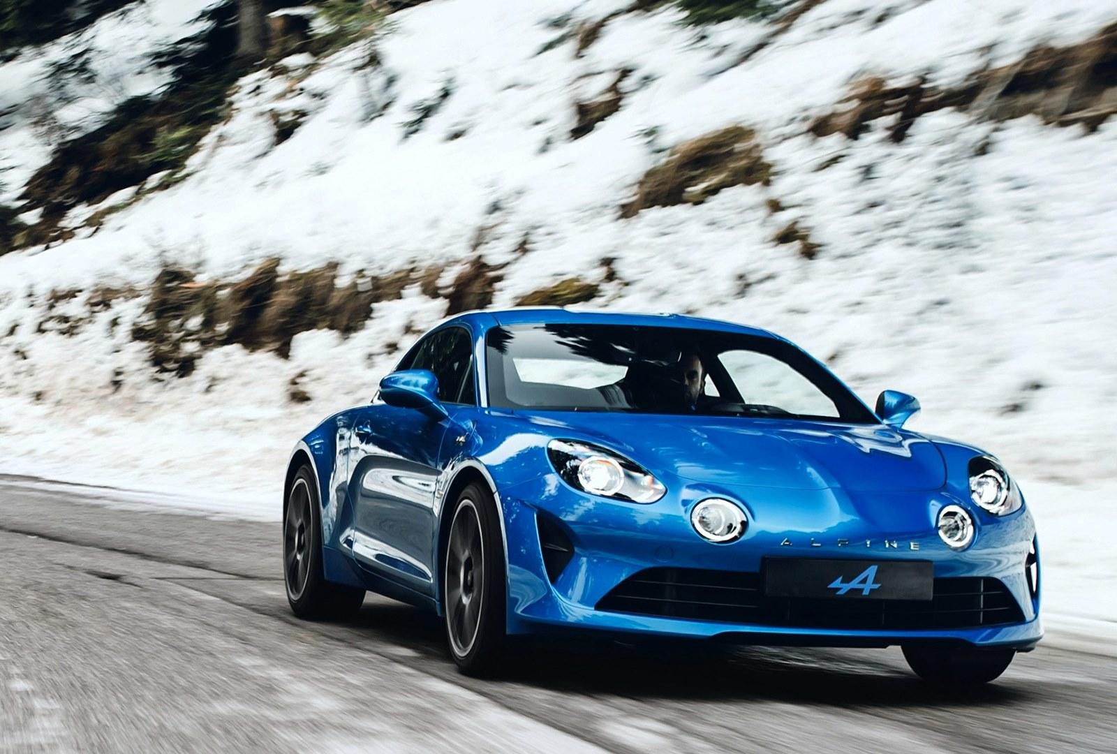 Alpine A110 Premiere Edition 65