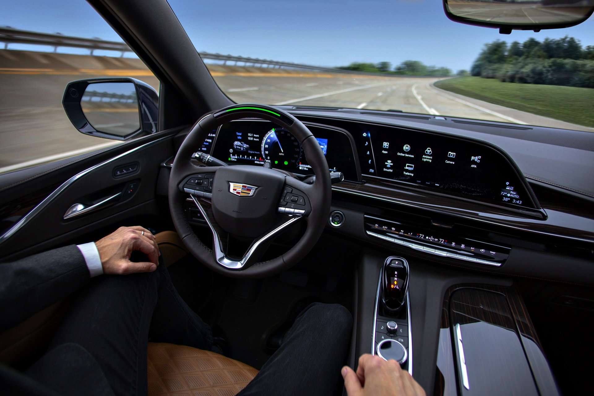 Super Cruise Enables Hands Free Driving On More Than 200,000 Mil