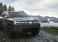 Dacia Bigster Concept 60