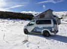 Nissan e-NV200 Winter Camper, la primera furgoneta camper eléctrica de Nissan