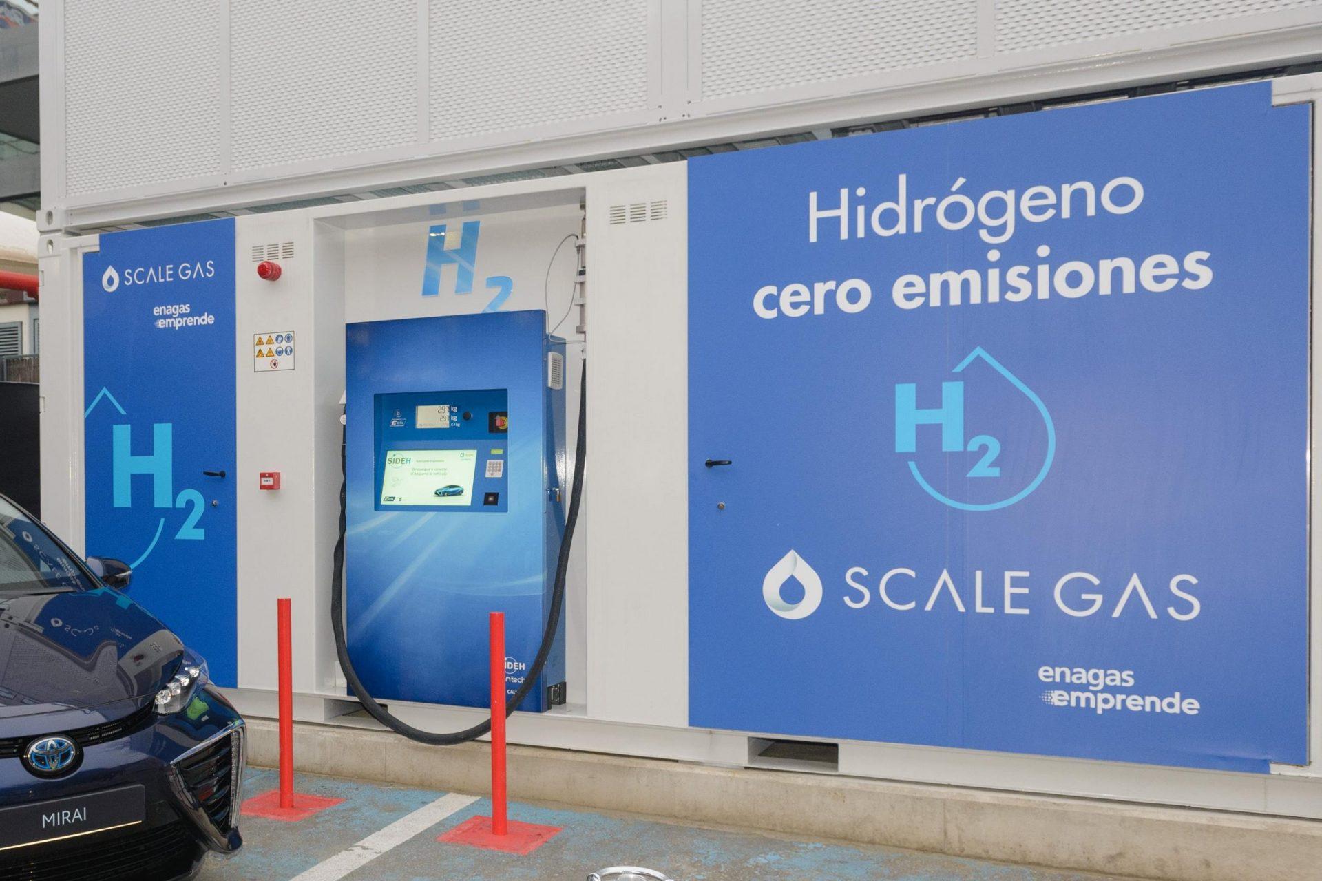 Hidrogenera En Madrid