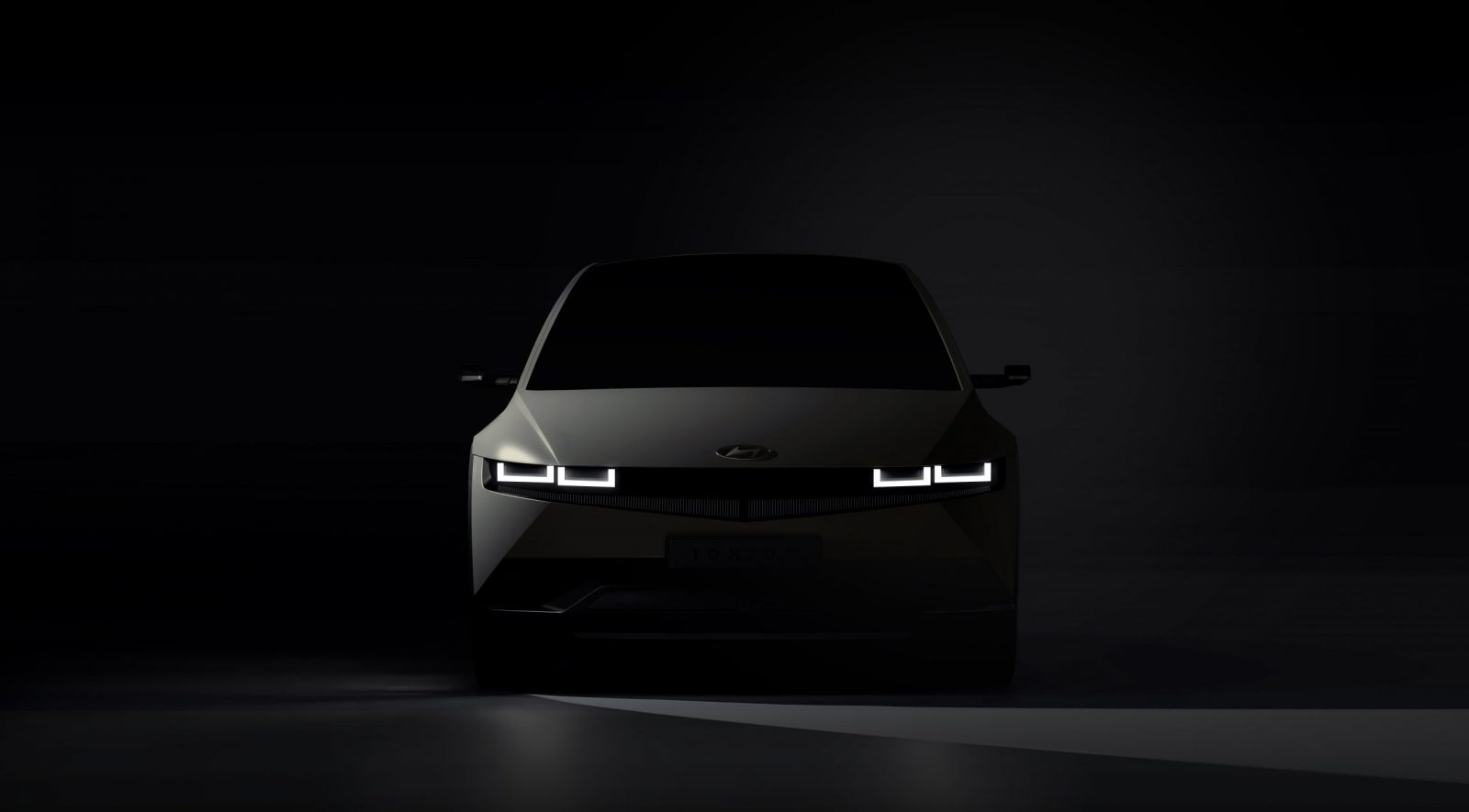 Hyundai Ioniq 5 Teaser (1)