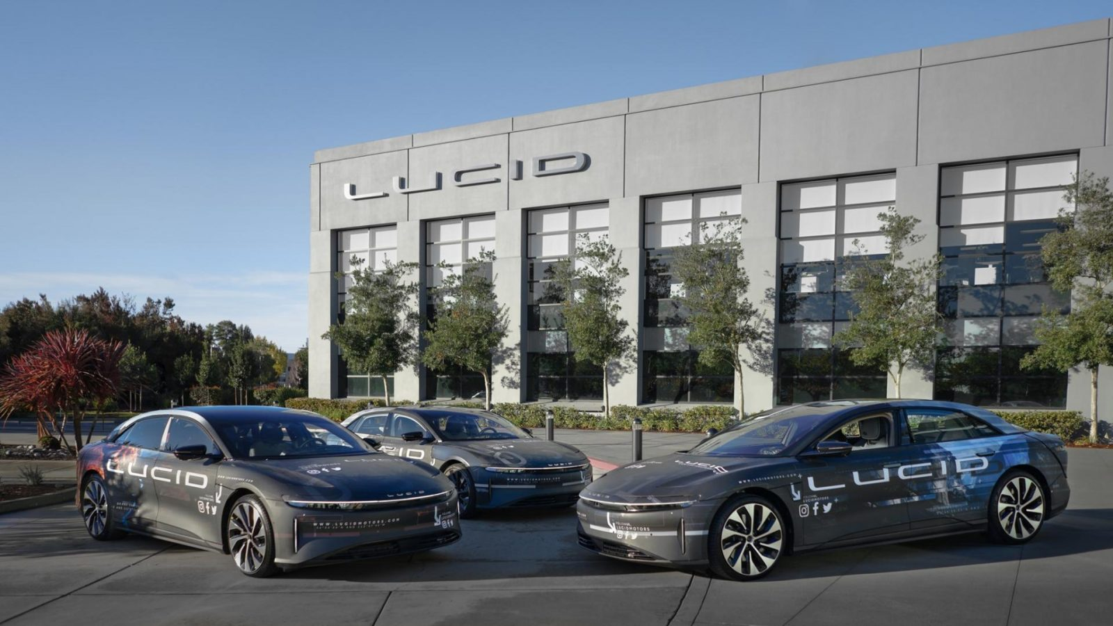 Lucid Air Beta 2
