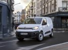 Citroën ë-Berlingo Van, la furgoneta de siempre, ahora eléctrica