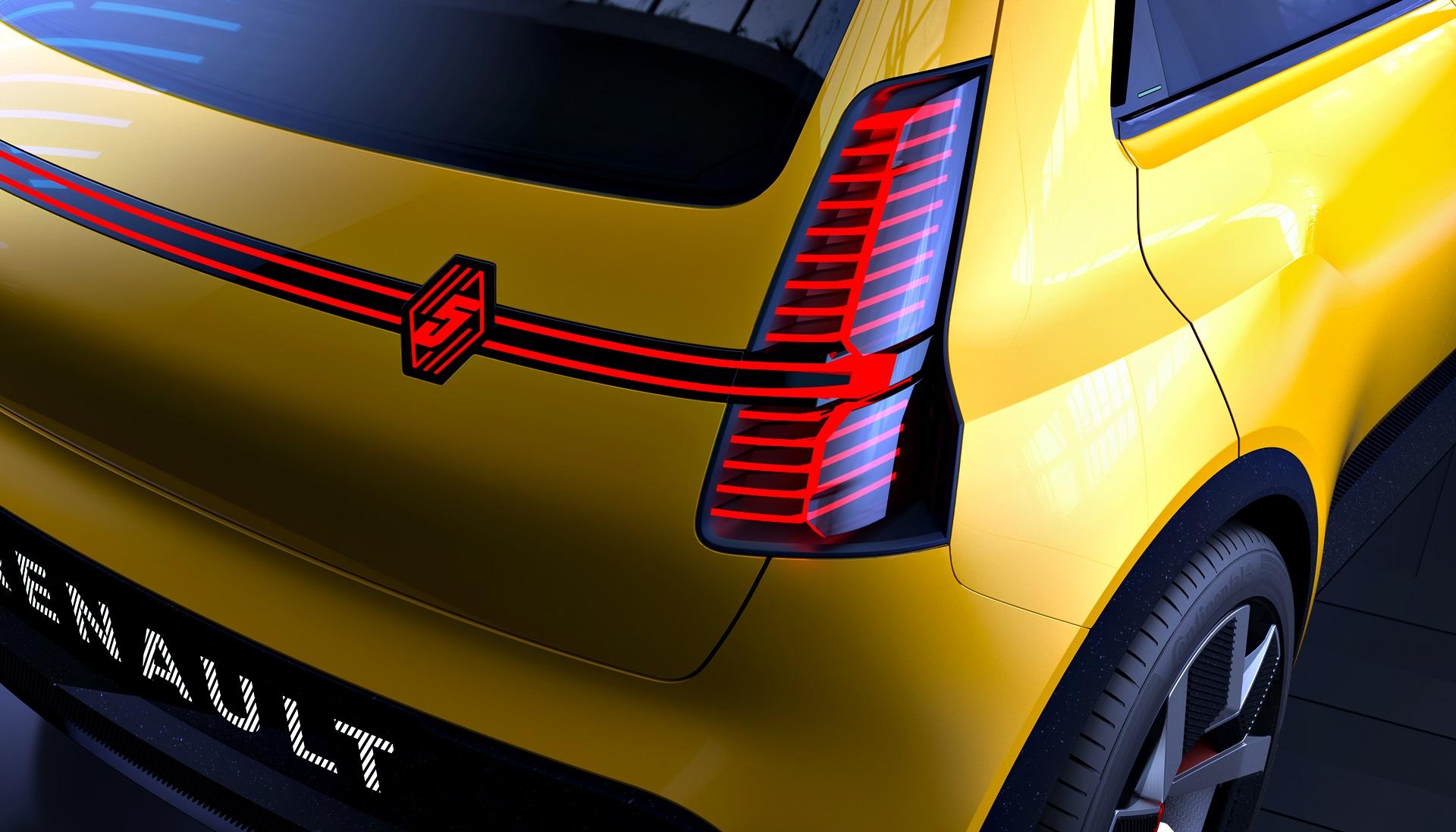 Renault 5 Prototype 3