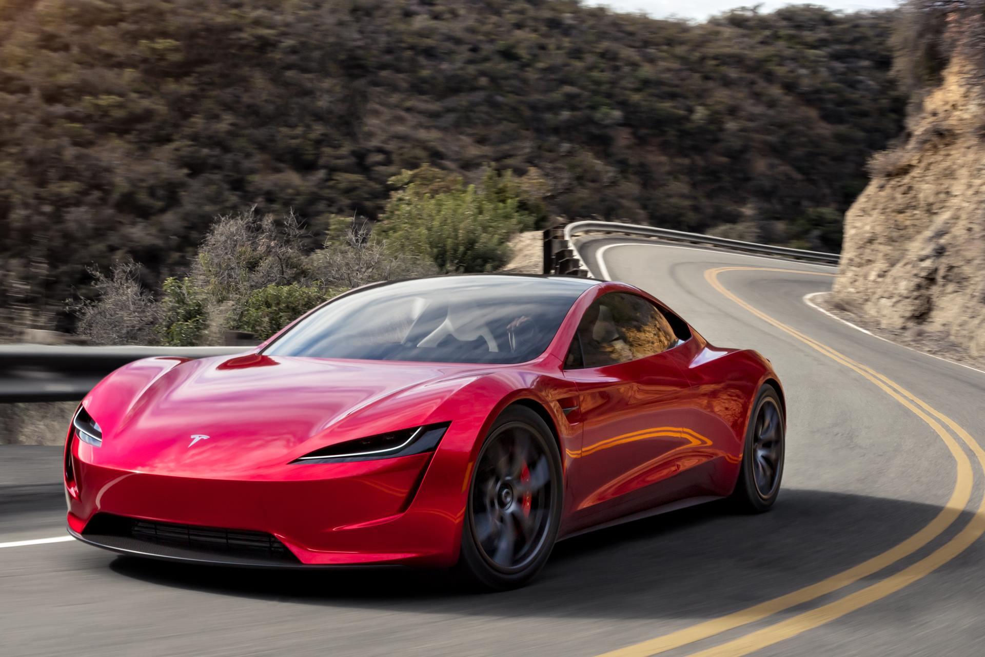 Tesla Roadster 17