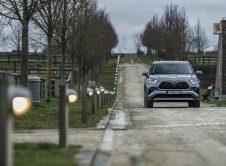 Toyota Highlander Electric Hybrid 2021 Prueba Drivingeco 30