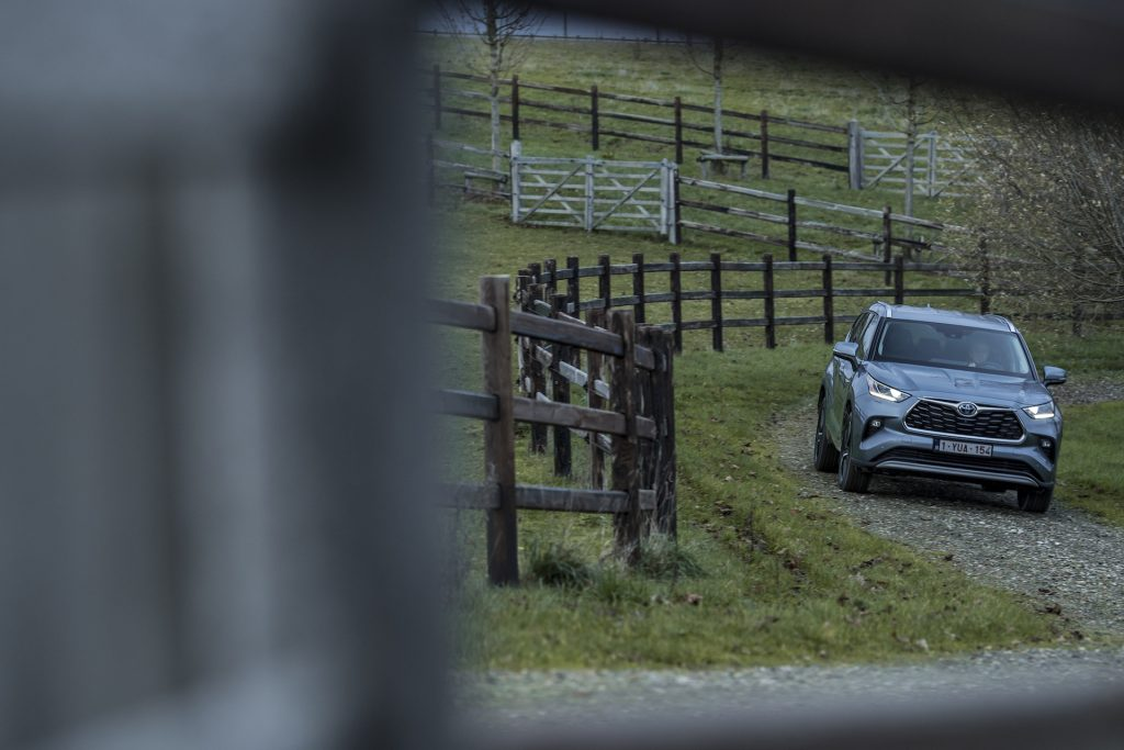 Toyota Highlander Electric Hybrid 2021 Prueba Drivingeco 34