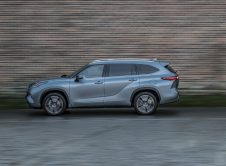 Toyota Highlander Electric Hybrid 2021 Prueba Drivingeco 43