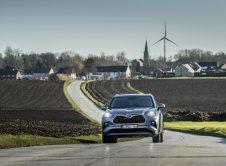 Toyota Highlander Electric Hybrid 2021 Prueba Drivingeco 50