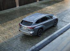 Toyota Highlander Electric Hybrid 2021 Prueba Drivingeco 64