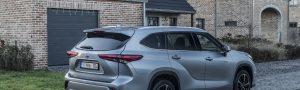 Toyota amplía la oferta SUV con el Highlander híbrido