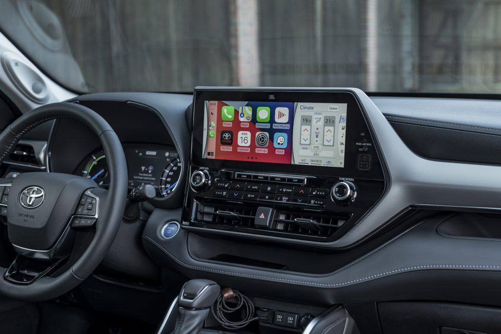 Toyota Highlander Electric Hybrid 2021 Prueba Drivingeco 7