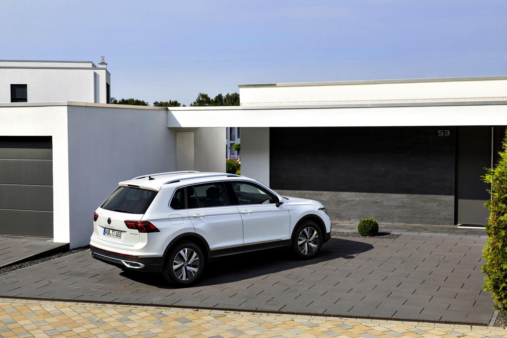 Volkswagen Tiguan Ehybrid 42
