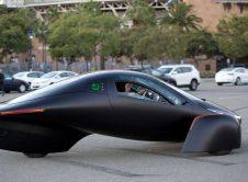 Aptera Three Wheels Electric Vehicle Side
