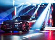 Audi Etron Gt Presentation Lights
