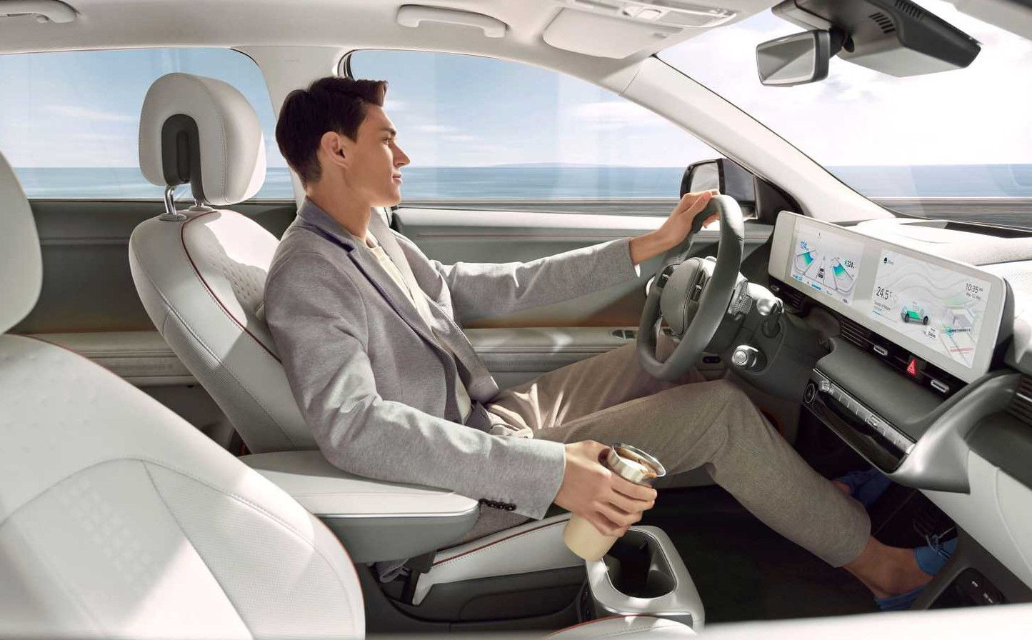 Hyundai IONIQ 5 Driving