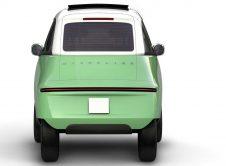 Microlino Micromobility Swiss Back