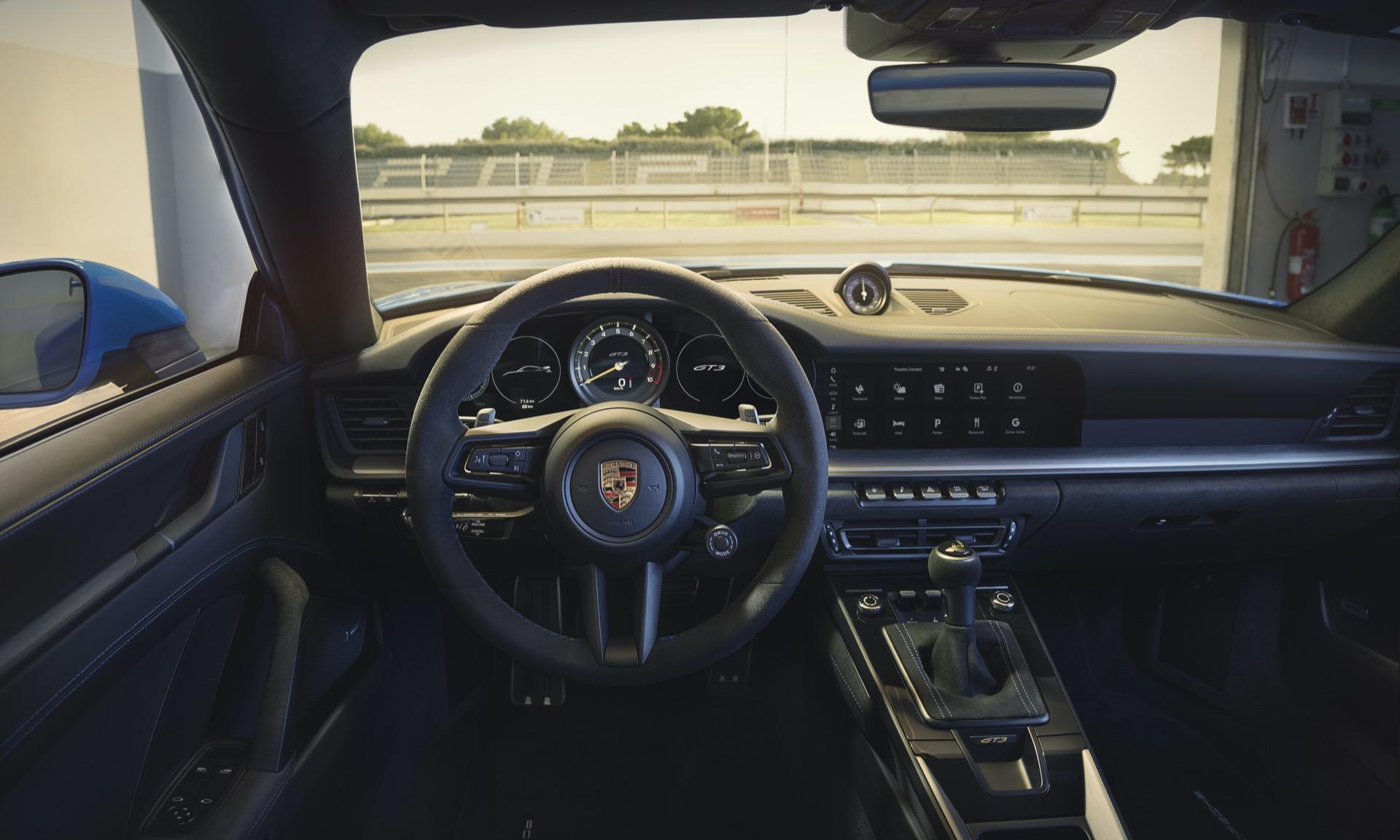 Porsche 911 Gt3 Combustion Engine Efuel Interior