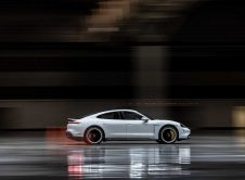 Porsche Taycan Turbo S Guinness Record