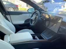 Tesla Model S 2021 Test Car Carmel Interior