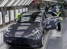 Tesla Model Y Shanghai Production