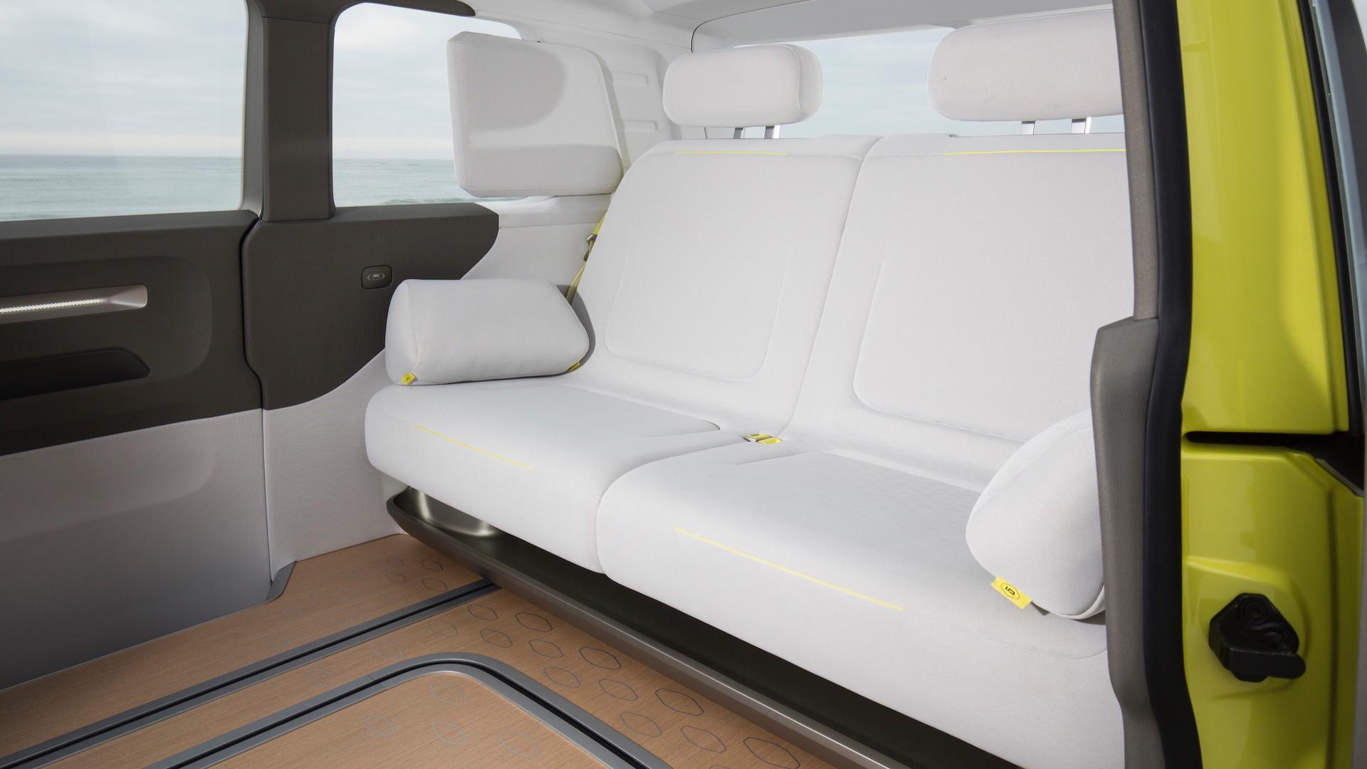 Volkswagen Id Buzz Concept 3
