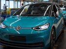 Volkswagen ya produce más de 800 eléctricos al día en la planta de Zwickau
