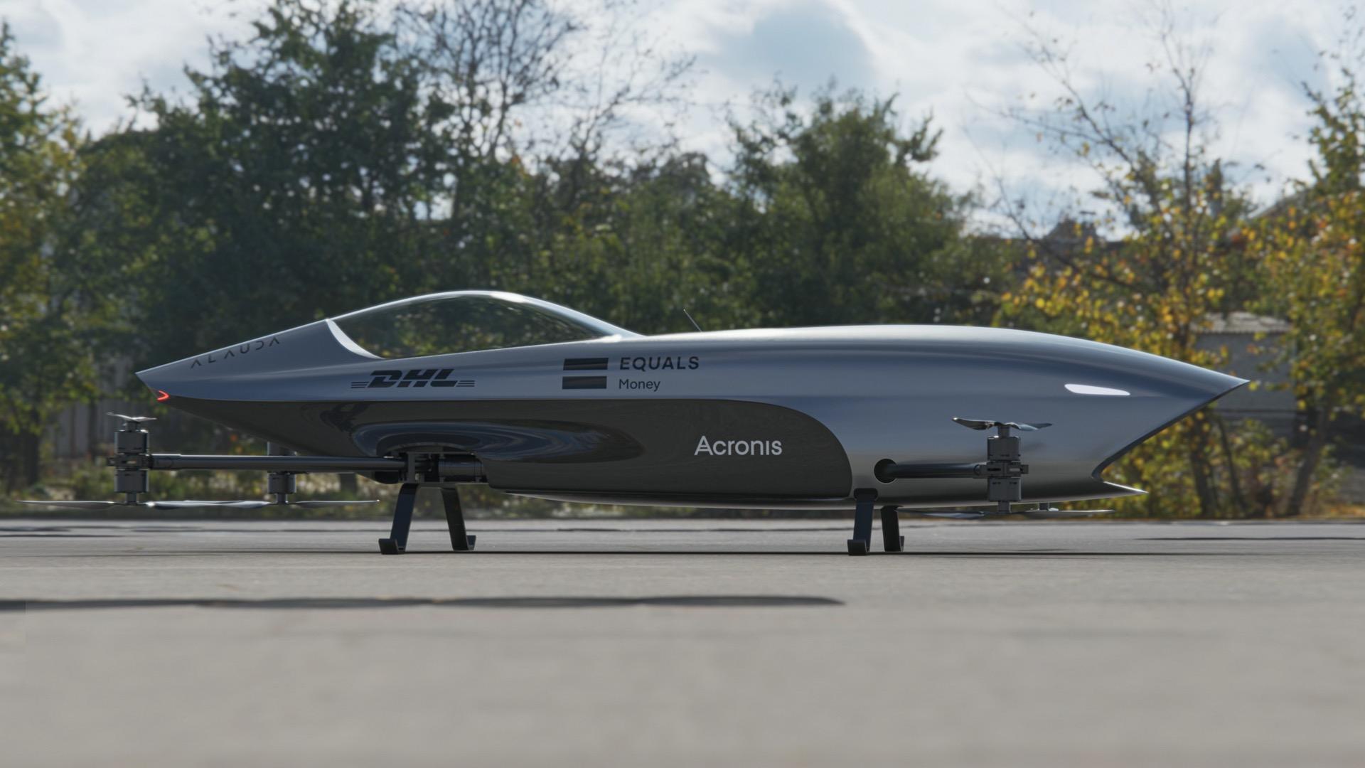 Airspeeder Mk3 4