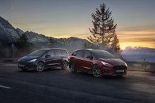 Nuevo Ford S-Max y Galaxy Hybrid: tecnología híbrida y etiqueta CERO como alternativa al diésel