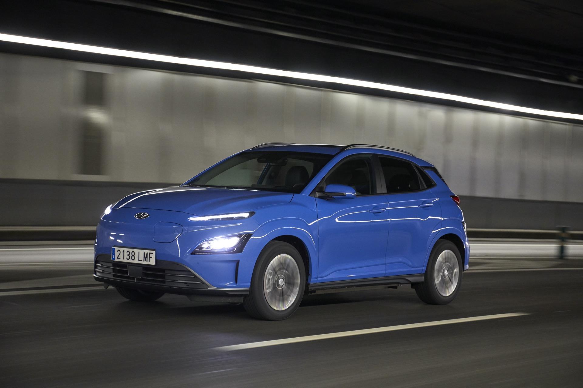 Hyundai Kona Ev 12