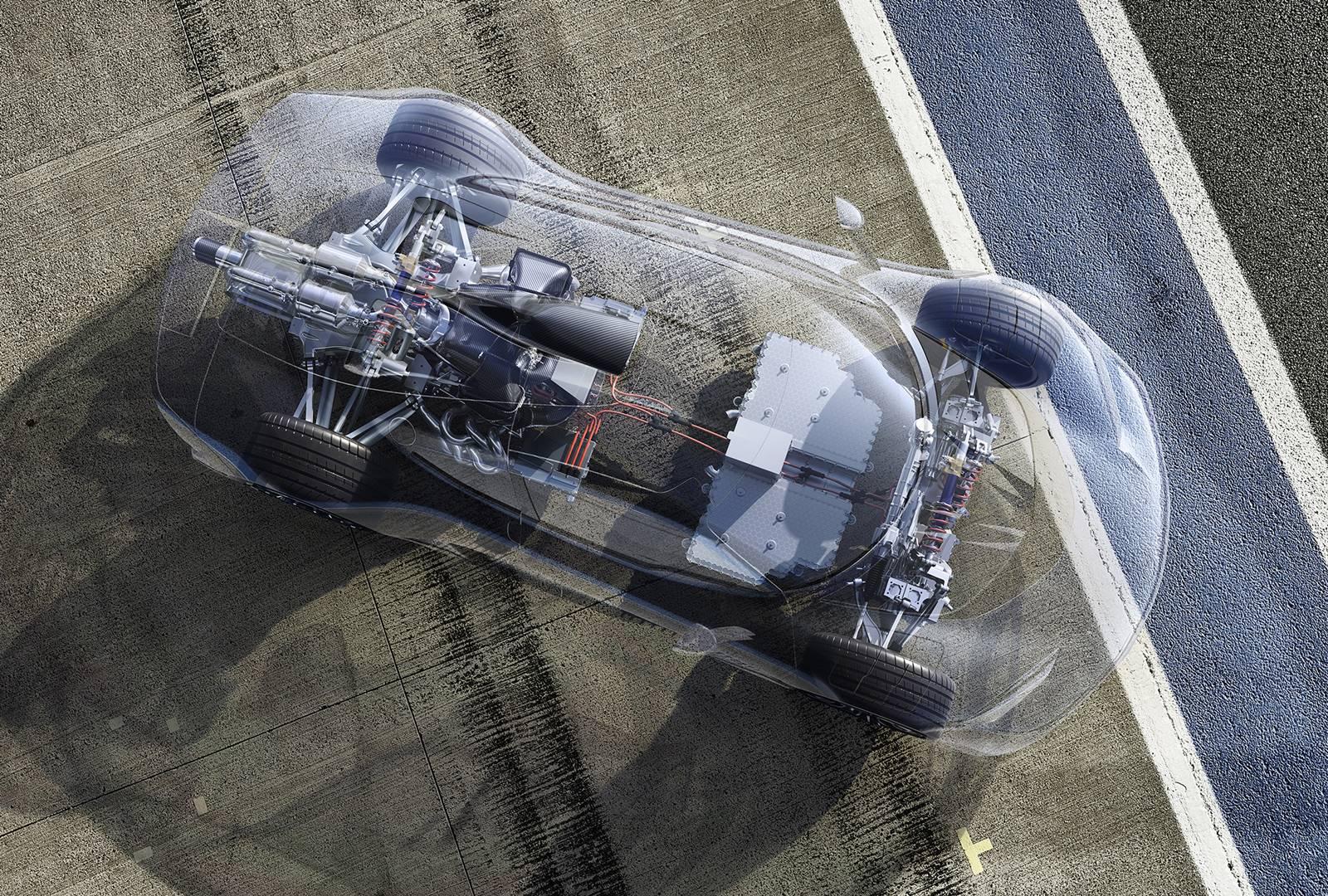 Weltpremiere Showcar Mercedes Amg Project One: Mercedes Amg Bringt Formel 1 Technologie Für Die Straße