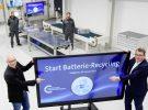 Volkswagen pone en funcionamiento su planta de reciclaje de baterías eléctricas en Salzgitter