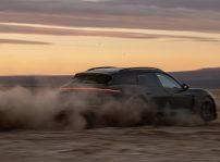 Porsche Taycan Cross Turismo 4