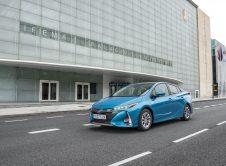 Toyota Prius Hibrido Enchufable 22