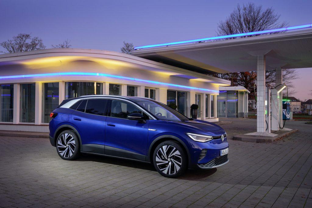 The New Volkswagen Id.4 1st