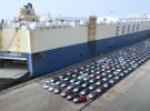 Otro cargamento de los SUV de XPeng pone rumbo, de nuevo, a Europa