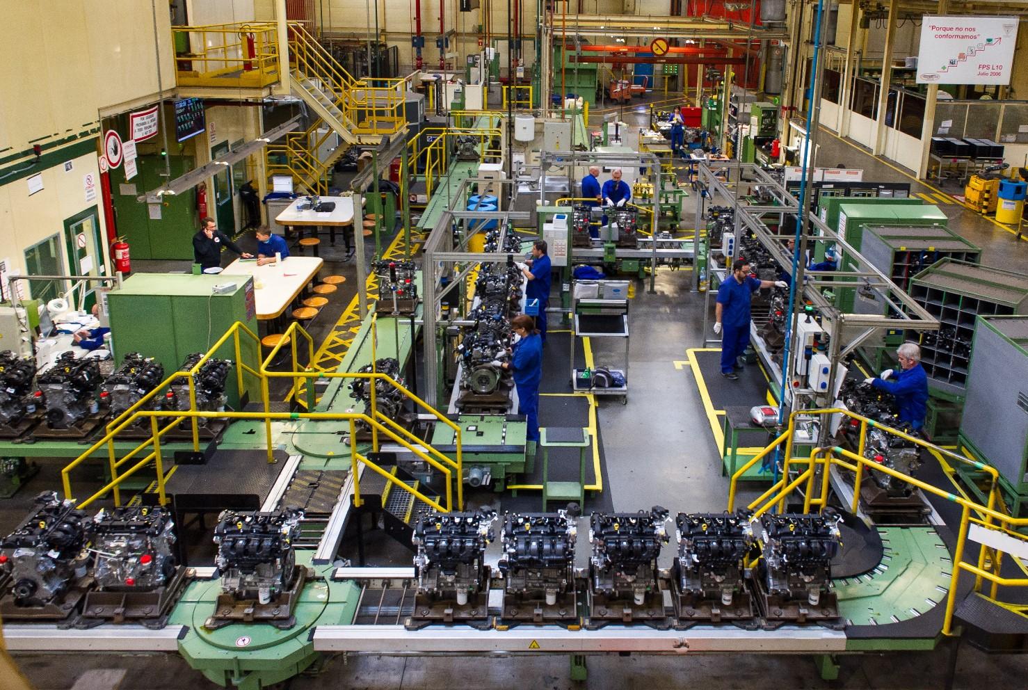 Ford Fabrica Su Motor Ecoboost Número Cinco Millones, Casi Un T