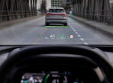 Audi Q4 Etron Hud