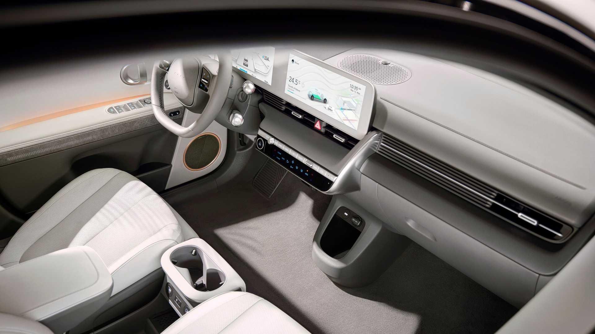 Hyundai Ioniq 5 Interior Top