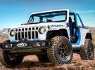 Jeep Wrangler Magneto: el mítico 4×4 americano ahora totalmente eléctrico