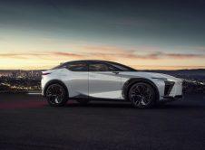 Lexus Ls Electrified 8